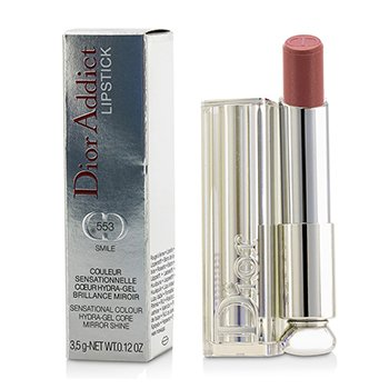Christian Dior Dior Addict Hydra Gel Core Mirror �� 皿犴� 项爨溧 - #553 Smile  3.5g/0.12oz