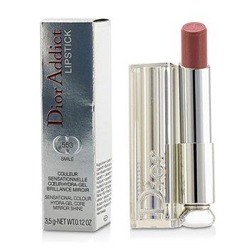 Christian Dior Dior Addict Hydra Gel Core Mirror Shine Pintalabios - #553 Smile  3.5g/0.12oz