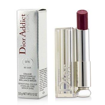 Christian Dior Dior Addict Hydra Gel Core Сияющая Губная Помада - #976 Be Dior  3.5g/0.12oz