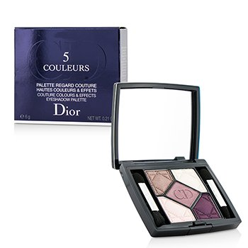 Christian Dior 5 Couleurs Couture Colours & Effects Eyeshadow Palette - No. 166 Victoire  6g/0.21oz
