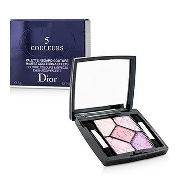 Christian Dior 5 Couleurs Couture Paleta Sombra de Ojos Colores & Efectos - No. 846 Tutu  6g/0.21oz