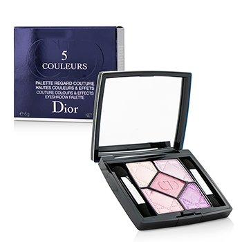 Christian Dior 5 Couleurs Couture Colours & Effects Eyeshadow Palette - No. 876 Trafalgar  6g/0.21oz