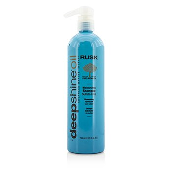 Rusk Deepshine Oil Moisturizing Champú (Libre de Sulfato)  739ml/25oz