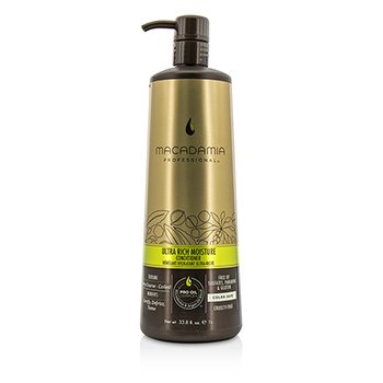 Macadamia Natural Oil คอนดิชั่นเนอร์ Professional Ultra Rich Moisture Conditioner  1000ml/33.8oz