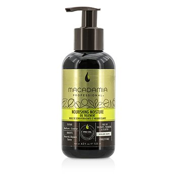Macadamia Natural Oil Professional Nourishing Moisture Oil Treatment  125ml/4.2oz