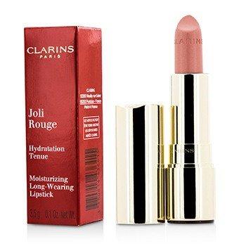 Clarins Nawilżająca i długotrwała pomadka do ust Joli Rouge (Long Wearing Moisturizing Lipstick) - # 745 Pink Praline  3.5g/0.1oz