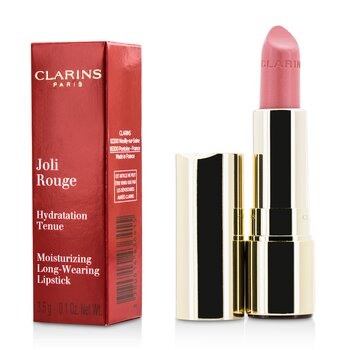Clarins Joli Rouge (Long Wearing Moisturizing Lipstick) - # 751 Tea Rose  3.5g/0.1oz