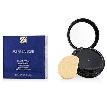เอสเต้ ลอร์เดอร์ รองพื้น Double Wear Makeup To Go - #3N1 Ivory Beige  12ml/0.4oz