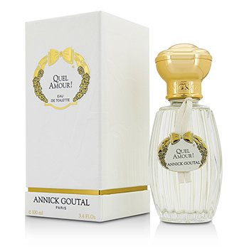 Annick Goutal Quel Amour Eau De Toilette Spray (New Packaging)  100ml/3.4oz