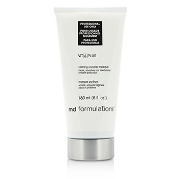 MD Formulations Vit-A-Plus Clearing Complex Mascarilla (Tamaño Salón)  180ml/6oz