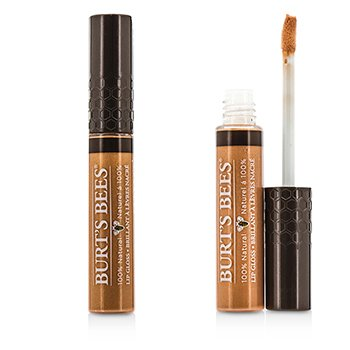 Burt's Bees Lip Gloss Duo Pack - #203 Autumn Haze  2x6ml/0.2oz