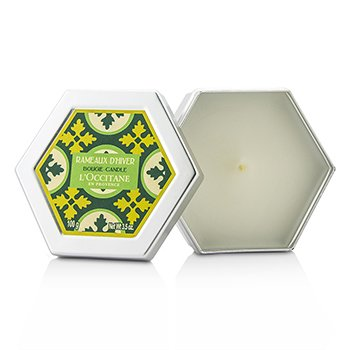 L'Occitane Winter Forest (Rameaux D'Hiver) Scented Candle  100g/3.5oz