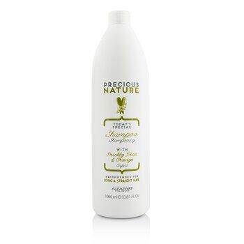 AlfaParf Precious Nature Today's Special Shampoo (For Long & Straight Hair)  1000ml/33.81oz