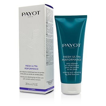 Payot Krem do nóg i stop Le Corps Fresh Ultra Performance Relaxing & Refreshing Leg & Foot Care  200ml/6.7oz