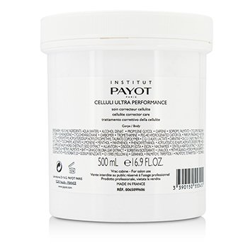 Payot Le Corps Celluli Ultra Performance Cellulite Corrector Care - Salon Size  500ml/16.9oz