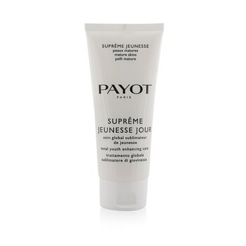 Payot Krem na dzień dla skóry dojrzałej Supreme Jeunesse Jour Youth Process Total Youth Enhancing Care - For Mature Skins - duża pojemność  100ml/3.3oz