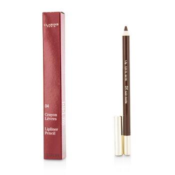 Clarins Konturówka Lipliner Pencil - #04 Nude Mocha 442281  1.2g/0.04oz