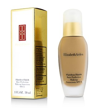 Elizabeth Arden Flawless Finish Bare Perfection Makeup SPF 8 - # 53 Warm Bronze  30ml/1oz