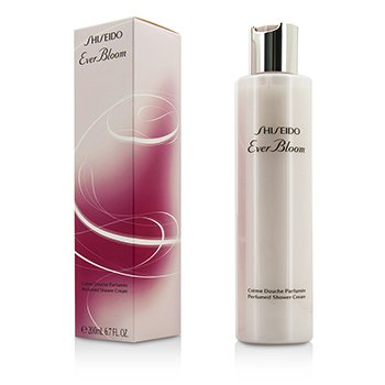 Shiseido Ever Bloom Perfumed Shower Cream  200ml/6.7oz