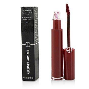 Giorgio Armani Lip Maestro Lip Gloss - # 414 (Red Blood)  6.5ml/0.22oz