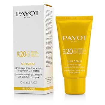 Payot Les Solaires Sun Sensi Protective Anti-Aging Face Cream SPF 20  50ml/1.6oz