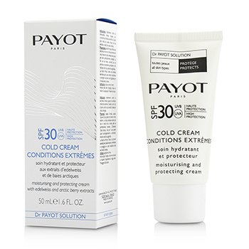 Payot Dr Payot Solution Cold Cream Conditions Extremes SPF 30  50ml/1.6oz