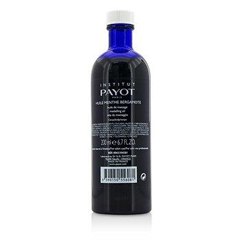 Payot Huile Menthe Bergamote Aceite Modelador - Producto de Salón  200ml/6.7oz