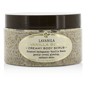 Lavanila Laboratories Creamy Скраб за Тяло - Vanilla Bean  212g/7.5oz