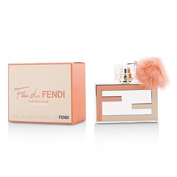 Fendi Fan Di Fendi Fur Blossom Eau De Toilette Spray (Limited Edition)  50ml/1.7oz