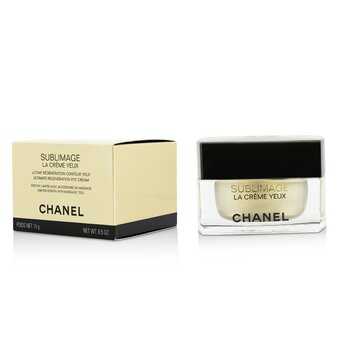 Chanel Sublimage La Creme Yeux Cremă Pentru Ochi Regenerantă  15g/0.5oz