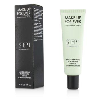 Make Up For Ever Step 1 Skin Equalizer - #5 Redness Correcting Primer  30ml/1oz