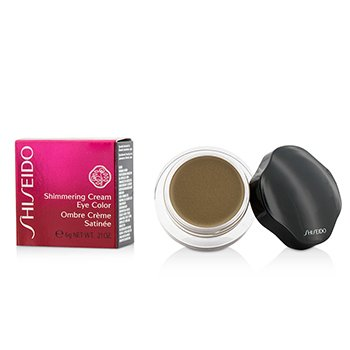 Shiseido Shimmering Cream Eye Color - # BE728 Clay  6g/0.21oz