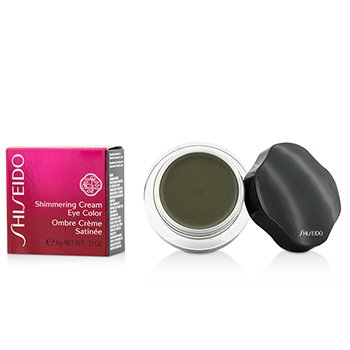 Shiseido Shimmering Cream Color Ojos - # GR732 Binchotan  6g/0.21oz
