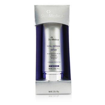 Skin Medica Total Defense + Repair SPF 50+ - 80 Minutes Water Resistant  65g/2.3oz