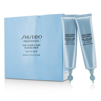 Shiseido The Hair Care Sleekliner Softener (Rebellious Hair)  12x40ml/1.3oz