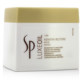 Wella SP Luxe Oil Keratin Restore Mask (Reconstructs Hair Fiber)  400ml/13.5oz