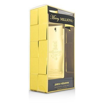 Paco Rabanne One Million Merry Millions Eau De Toilette Spray  100ml/3.4oz