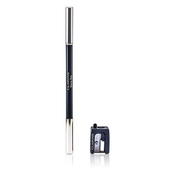 Clarins Kredka do brwi Long Lasting Eye Pencil with Brush - # 01 Carbon Black (With Sharpener)  1.05g/0.037oz