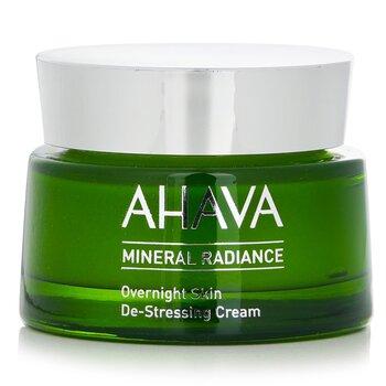 Ahava Mineral Radiance Overnight Crema Desestresante  50ml/1.7oz