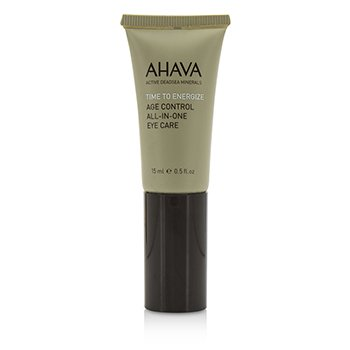 Ahava Time To Energize Age Control All In One Eye Care (Unboxed)  15ml/0.5oz