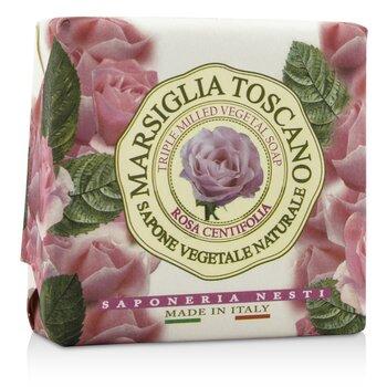 Nesti Dante Marsiglia Toscano Triple Milled Vegetal Soap - Rosa Centifolia  200g/7oz