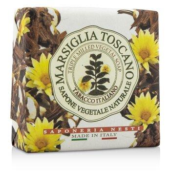 Nesti Dante Marsiglia Toscano Triple Milled Vegetal Soap - Tabacco Italiano  200g/7oz
