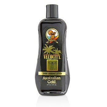 Australian Gold โลชั่น Velocity Dark Tanning Lotion  237ml/8oz