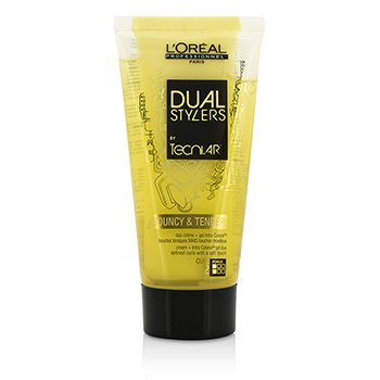 L'Oreal Professionnel Dual Stylers by Tecni.Art Bouncy & Tender (Rizos 2)  150ml/5oz
