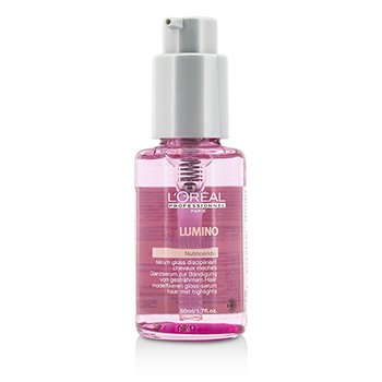 L'Oreal Professionnel Expert Serie - Lumino Contrast Taming Gloss Serum (For Highlighted Hair)  50ml/1.7oz