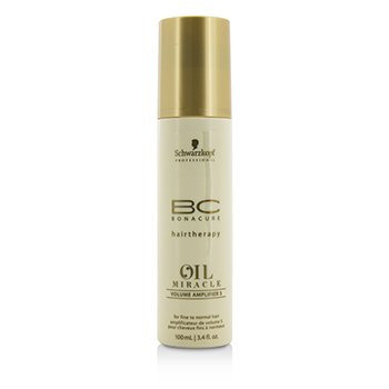 Schwarzkopf BC Oil Miracle Volume Amplifier 5 (Para Cabello Fino a Normal)  100ml/3.4oz
