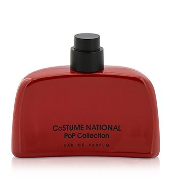 Costume National Pop Collection Eau De Parfum Spray - Red Bottle (Unboxed)  50ml/1.7oz
