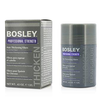 Bosley Professional Strength Hair Thickening Fibers - # Dark Brown  12g/0.42oz