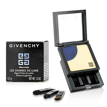 Givenchy Les Ombres De Lune Shadow & Light Eyes (Limited Edition) - #2 Lune Mordoree  4.5g/0.15oz
