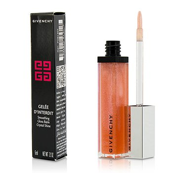 Givenchy Gelee D'Interdit Bálsamo Suavizante Brillo Cristal - # 10 Icy Peach  6ml/0.21oz